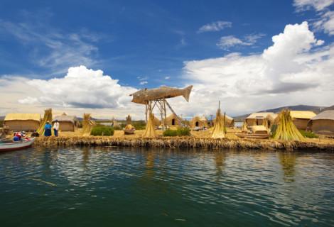 Puno - Lago Titicaca - Isla de los Uros