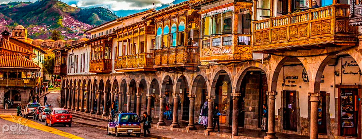 WALKING TOUR CUSCO