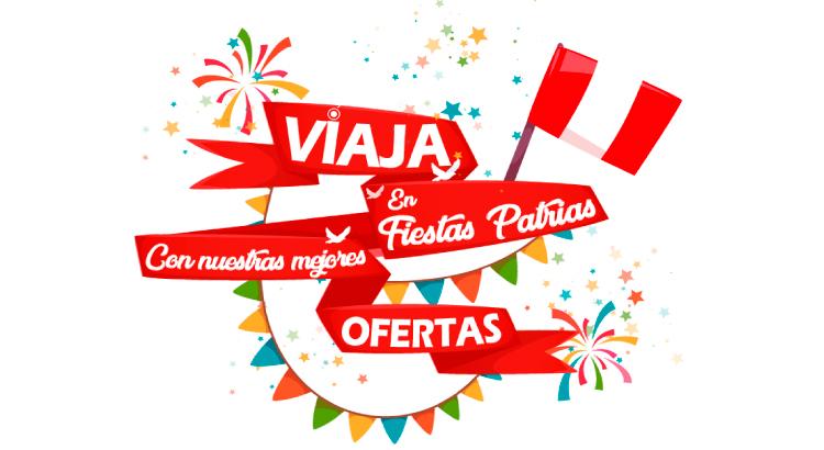 lugares turisticos de Fiestas Patrias 2018